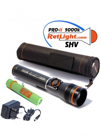 . RetLight PRO-2 SHV 5000°K 100W