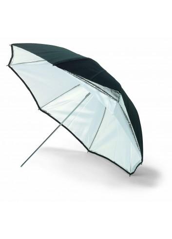 BOWENS Ombrello argento-bianco 90cm