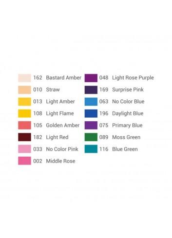 GODOX SA-11C Kit gelatine colorate per Godox S30 Illuminatore LED