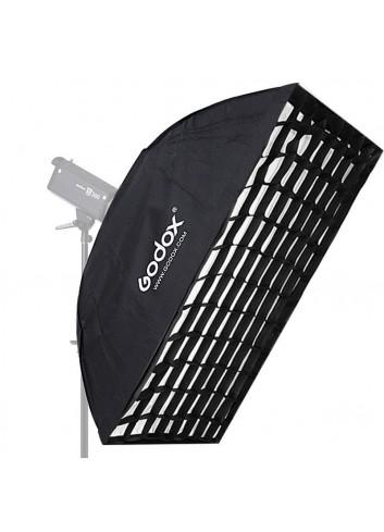 GODOX Softbox 60x90cm attacco Bowens con Griglia