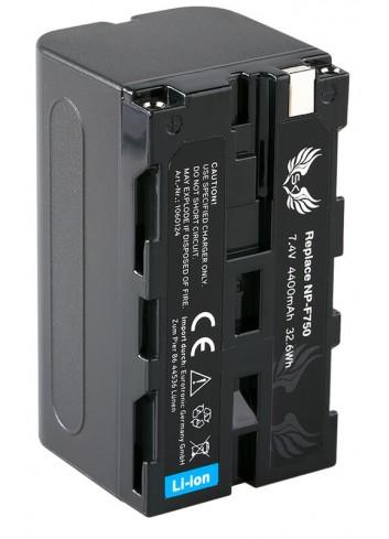 BLUMAX Sony NP-F750 HQ Batteria Compatibile