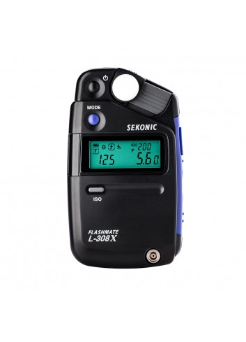 SEKONIC Esposimetro L-308X Flashmate