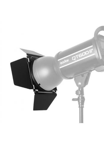 Godox BD-04 Barndoor Kit (Alette + Filtri)