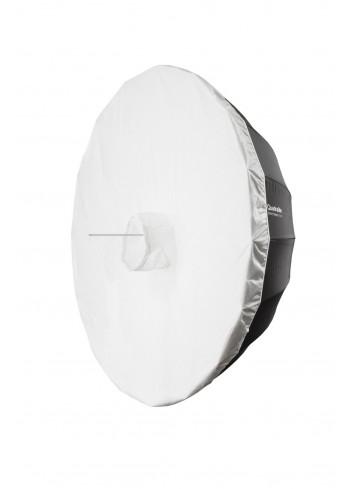 QUADRALITE Diffusore bianco ad ombrello Deep Space 165cm