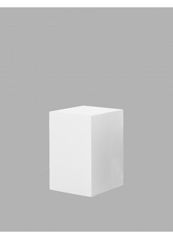 D'APONTE POSING PROPS Cubo Bianco 45x45x70(h)cm