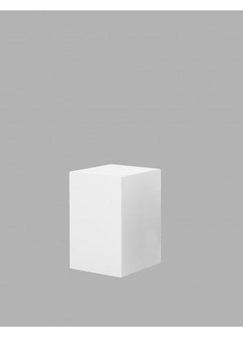 D'APONTE POSING PROPS Cubo Bianco 35x35x60(h)cm