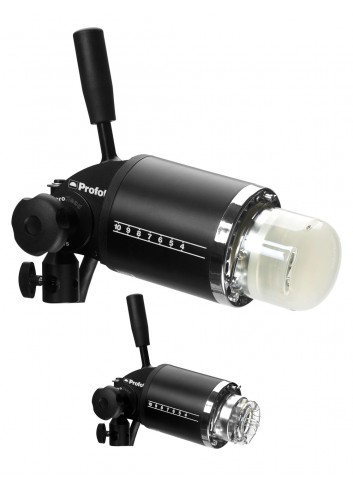 PROFOTO Torcia flash ProHead Plus 500W, Zoom Reflector
