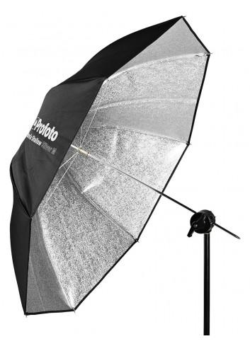 PROFOTO Umbrella Shallow Silver M Ø 105cm