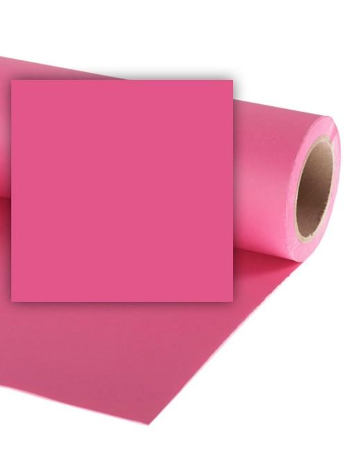 COLORAMA Fondale in Carta 2.72x11m Rose Pink