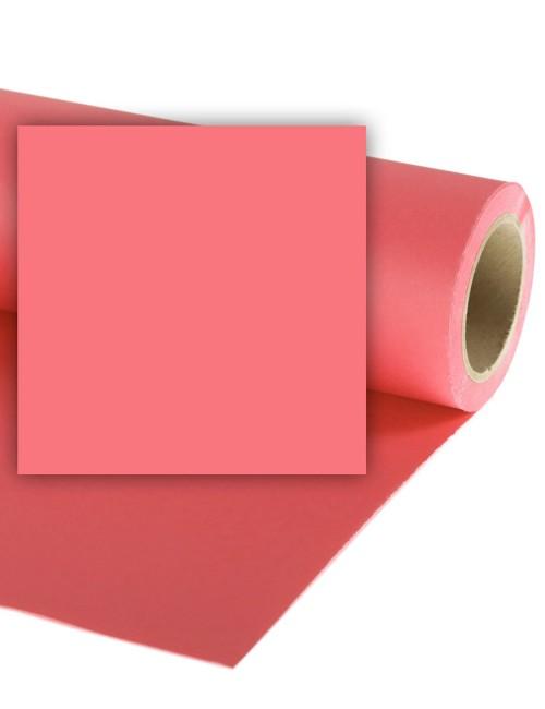 COLORAMA Fondale in Carta 2.72x11m Coral Pink