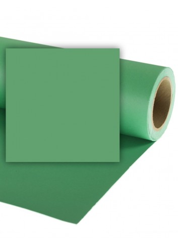 COLORAMA Fondale in Carta 2.72x11m Apple Green