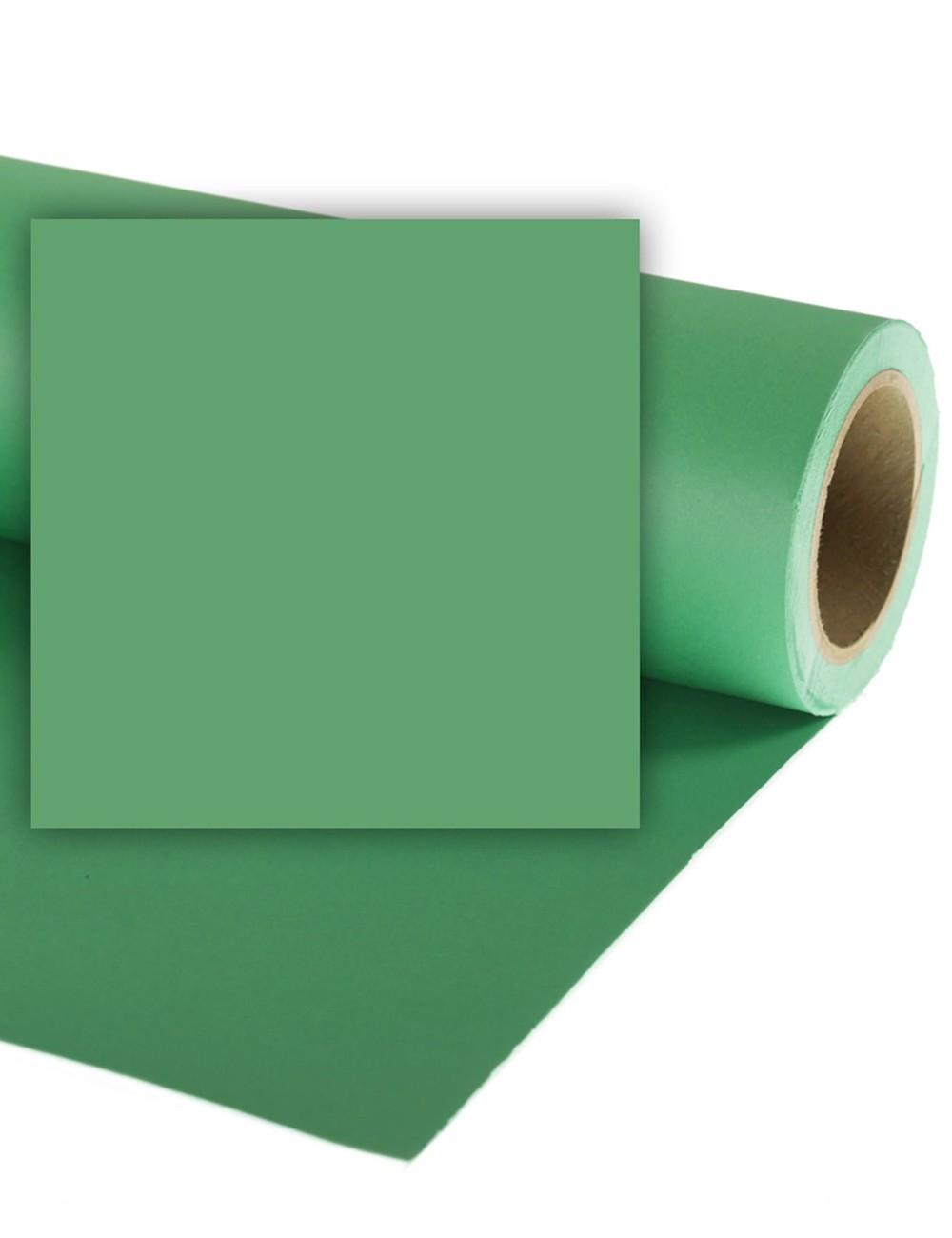 COLORAMA Fondale in Carta 2.72x11m Apple Green