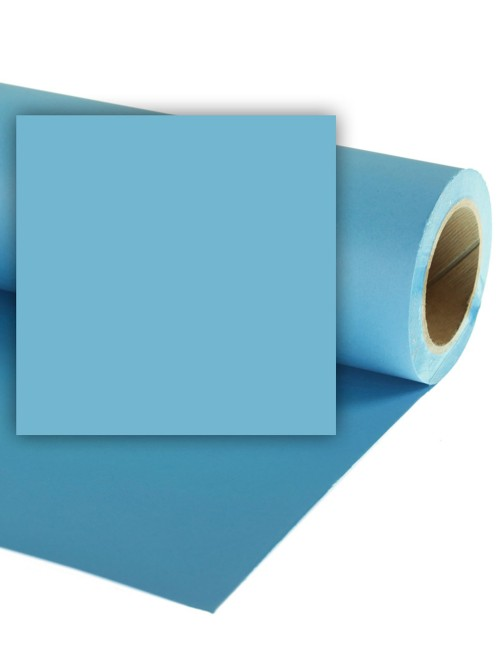 COLORAMA Fondale in Carta 2.72x11m Sky Blue