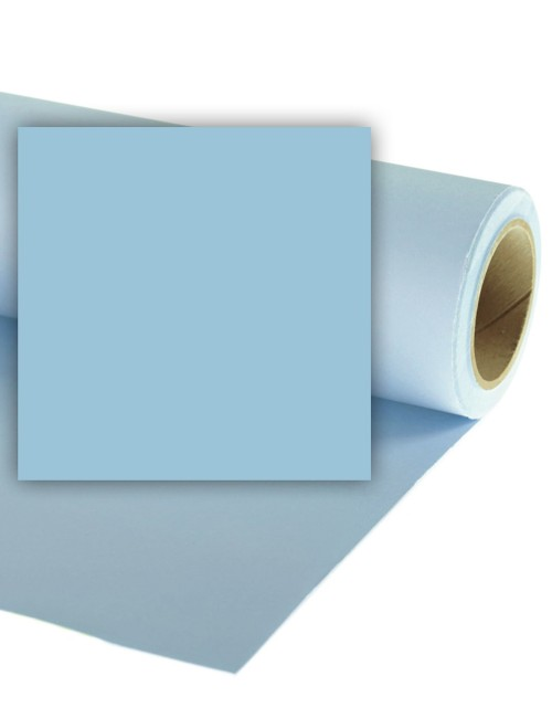 COLORAMA Fondale in Carta 2.72x11m Forget-Me-Not