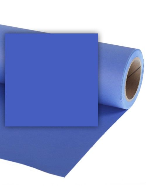 COLORAMA Fondale in Carta 2.72x11m Chromablue