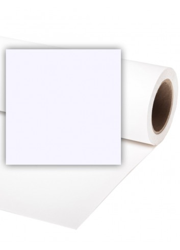 Fondale in Carta COLORAMA 2.72x11m Artic White