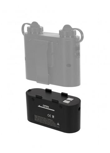 QUADRALITE Reporter 360 Powerpack 45 (solo batteria) equivalente Godox BT4300