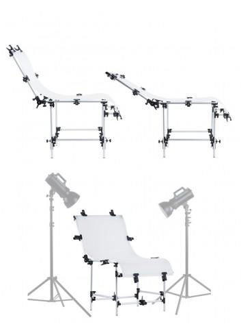 QUADRALITE Tavolo Still Life S 0,60x1,3m