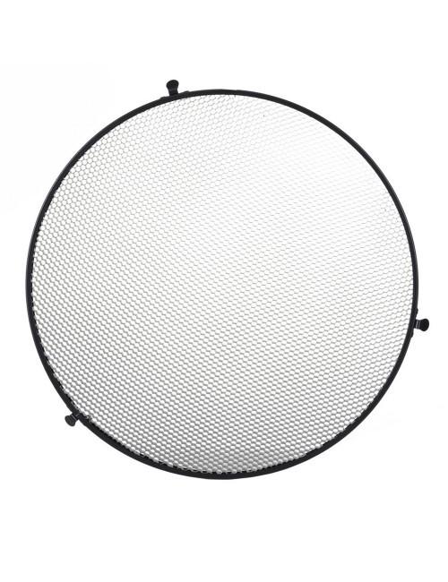 QUADRALITE Parabola Beauty Dish 42cm, Honeycomb