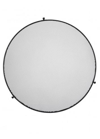 QUADRALITE Griglia a nido d'ape per parabola Beauty Dish 55cm
