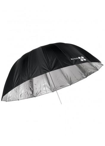 QUADRALITE Ombrello Argento 185cm Parabolico