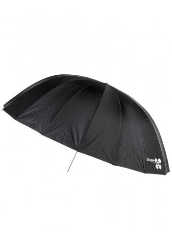 QUADRALITE Ombrello Argento 150cm Parabolico