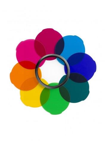MANFROTTO Lumimuse Set di Filtri ''Multicolor''