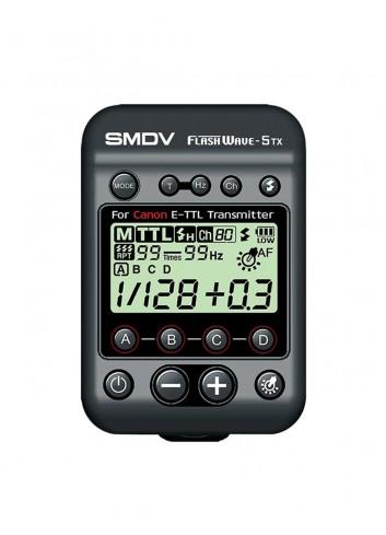 SMDV FlashWave 5 TX TTL Canon