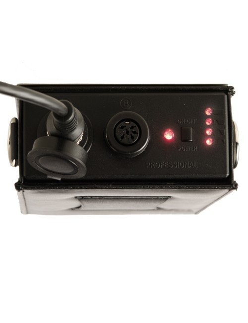 CONONMARK G4.0-DR4, Powerpack – Batteria + Pannello di Controllo Speedlamp