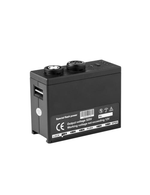 CONONMARK G4.0-DR4, Powerpack – Pannello di Controllo Speedlamp