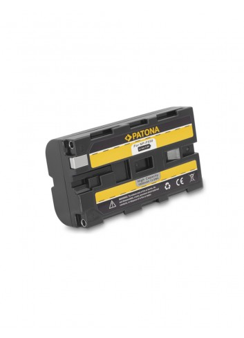 PATONA Sony NP-F550 Batteria Compatibile