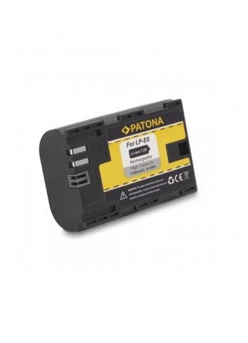 PATONA Canon LP-E6 Batteria Compatibile