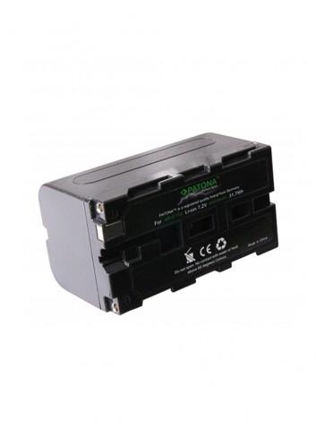 PATONA Sony NP-F750 HQ Batteria Compatibile
