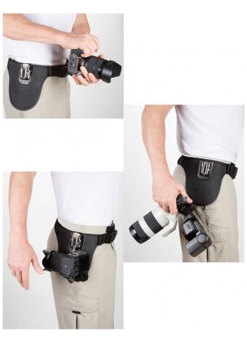 SPIDER CAMERA HOLSTER SpiderLight Single Camera System