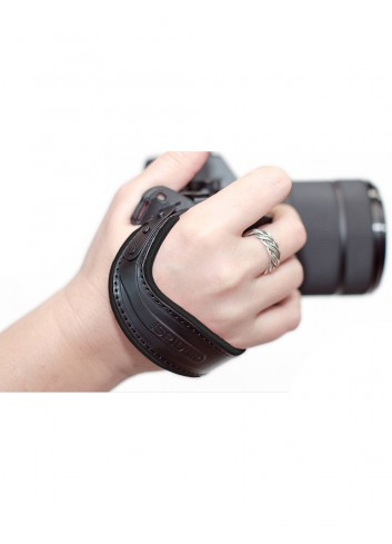 SPIDER CAMERA HOLSTER Spider Light, Hand Strap Black