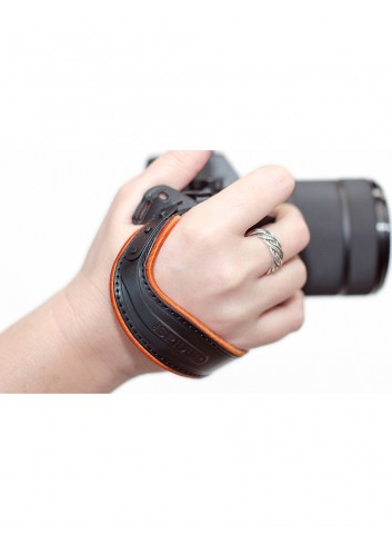 SPIDER CAMERA HOLSTER Spider Light, Hand Strap Copper