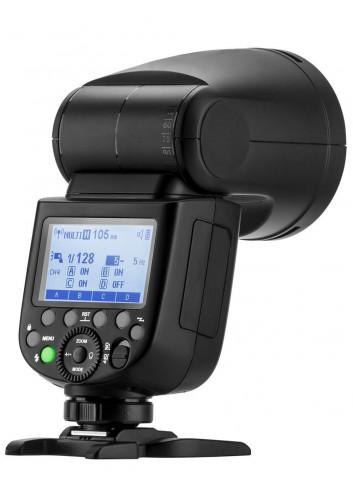 GODOX V1N Flash a Testa Tonda per Nikon