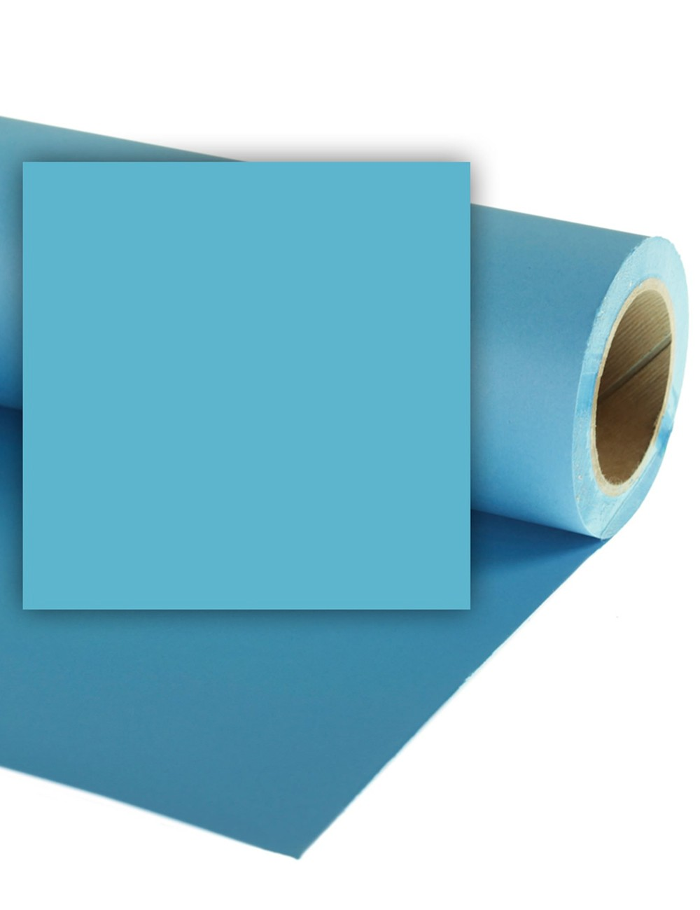 Fondale in Carta COLORAMA 1,36x11m Aqua