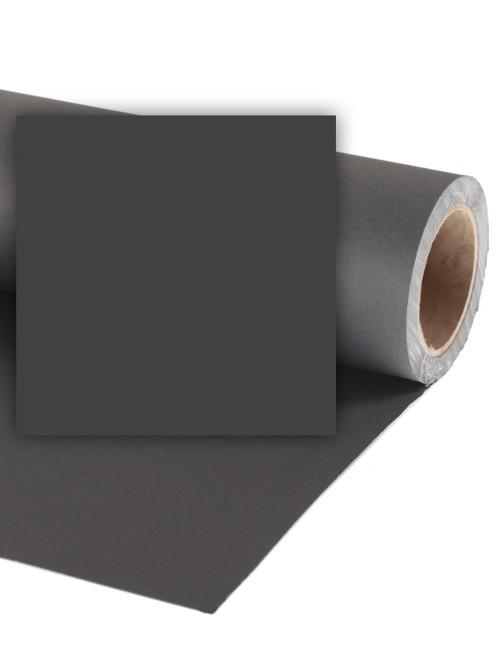 Fondale in Carta COLORAMA 1,36x11m Black