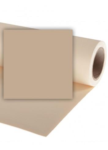 COLORAMA Fondale in Carta 1,36x11m Cappuccino