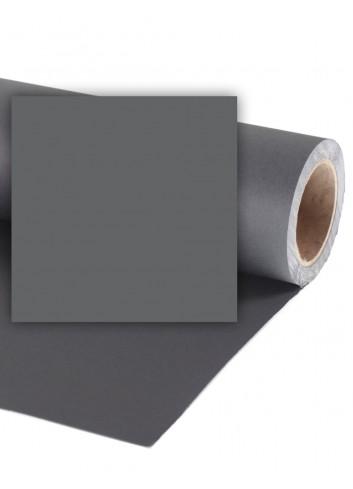 Fondale in Carta COLORAMA 1,36x11m Charcoal