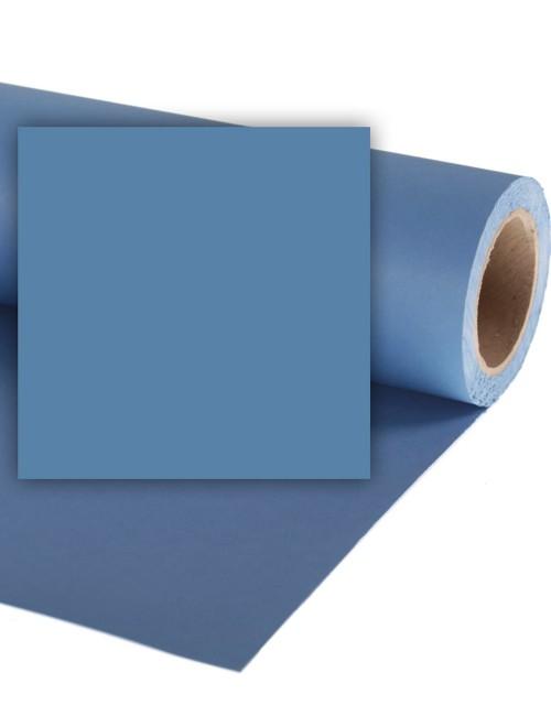 Fondale in Carta COLORAMA 1,36x11m China Blue