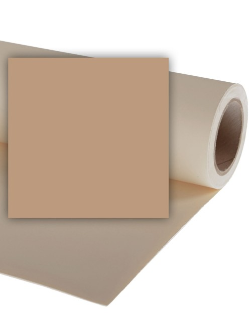 Fondale in Carta COLORAMA 1,36x11m Coffee