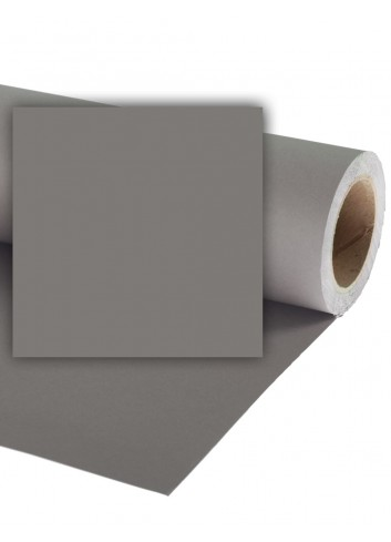 Fondale in Carta COLORAMA 1,36x11m Mineral Grey
