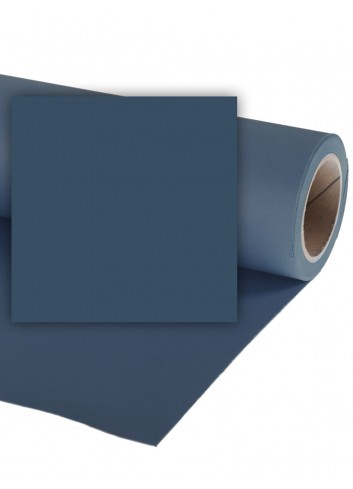 Fondale in Carta COLORAMA 1,36x11m Oxford Blue