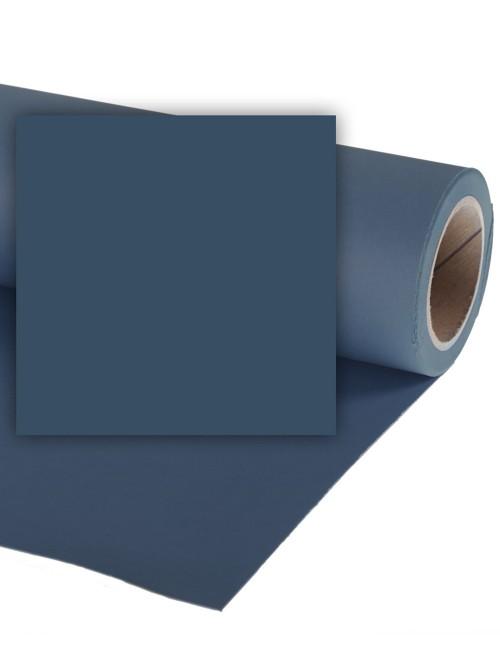 Fondale in Carta COLORAMA 1,36x11m Oxford Blue
