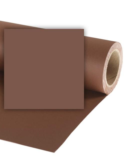 Fondale in Carta COLORAMA 1,36x11m Peat Brown